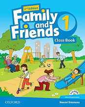 Family and Friends 1. Class Book +  2014  2nd Edition