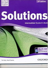 Solutions. Intermediate. Student's Book (2 nd edition)