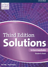 Solutions. Intermediate. Student's Book 3Edition