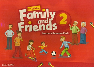 Family and Friends 1.  Teacher's Resource Pack
