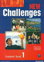 New Challenges Students Book 1