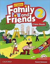 Family and Friends 2. Class Book + 2014  2nd Edition